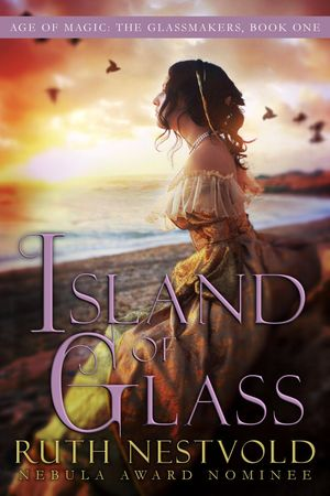 Island of Glass cover Ruth Nestvold