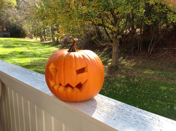 pumpkin 2 fall 2014