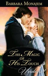 The Magic of His Touch Barbara Monajem