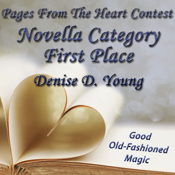 PFTH Contest First-Place Novella Category, unpublished